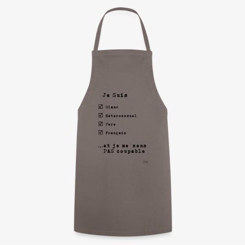 IDENTITAS Homme - Tablier de cuisine