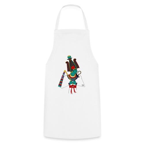 OSIRIS - altägyptische Gottheit - Kochschürze