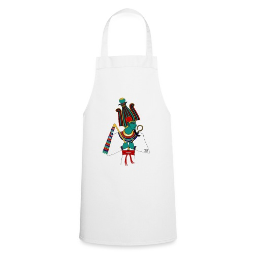 Osiris I altägyptische Gottheit - Kochschürze