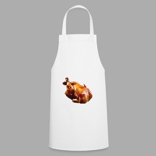 Turkey polyart - Cooking Apron