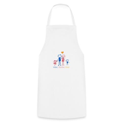 Vater, Mutter, Kind - Kochschürze