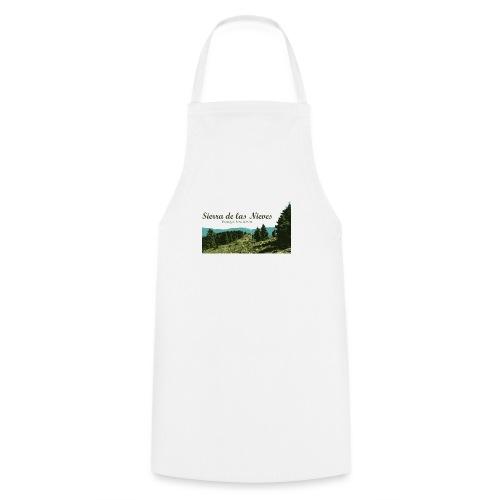 Sierra de las Nieves Parque Nacional - Delantal de cocina