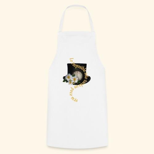 LO IMPOSIBLE - Delantal de cocina