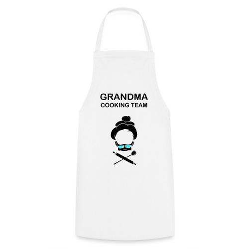 Grandma Cooking Team - Grembiule da cucina