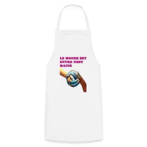 Pueblo unido - Delantal de cocina