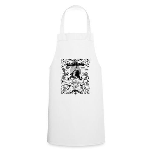 Charles Darwin Origin of Species - Cooking Apron