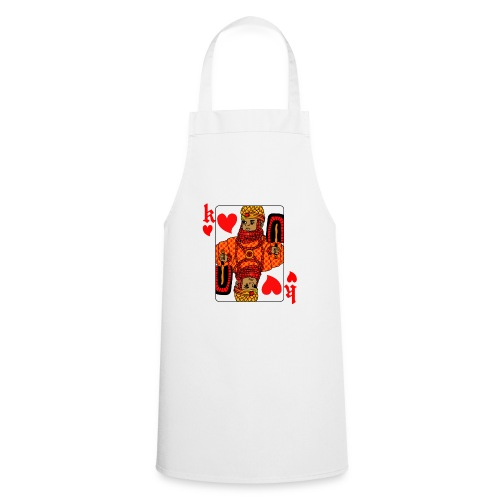 King of hearts - Cooking Apron