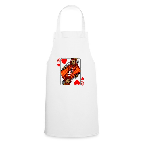 Queen of hearts - Cooking Apron