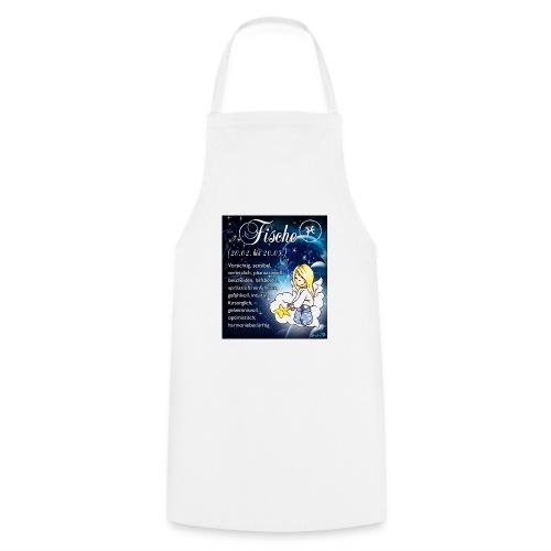 Schutzengel-Sternzeichen-Tasse Fische - Kochschürze