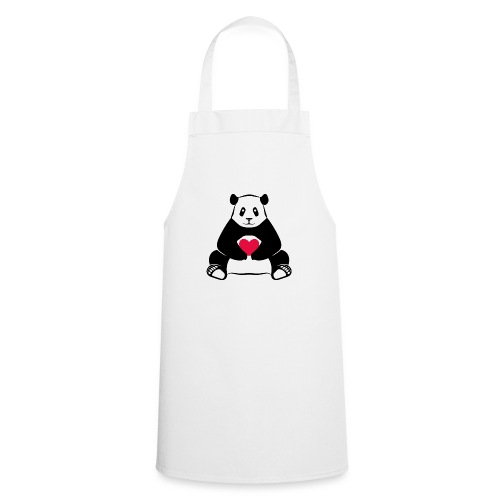 Panda Love - Cooking Apron
