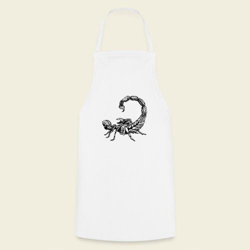 Skorpion - Kochschürze