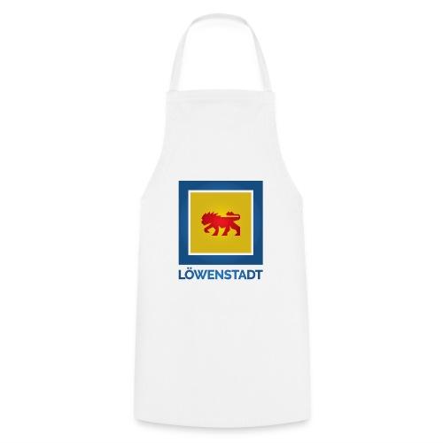 Löwenstadt Fan Design 11 - Kochschürze