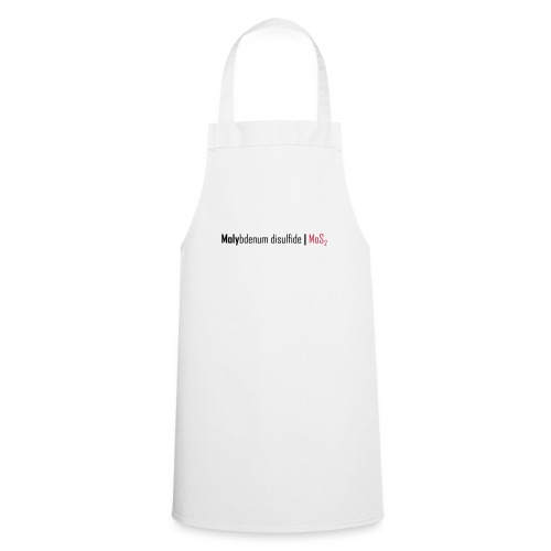 Molybdenum Disulfide - Cooking Apron