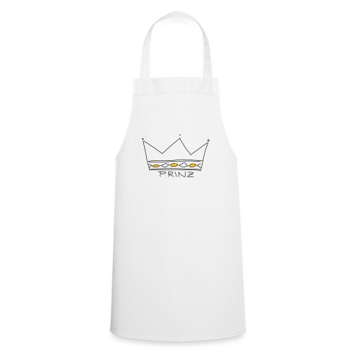 Krone Prinz - Kochschürze