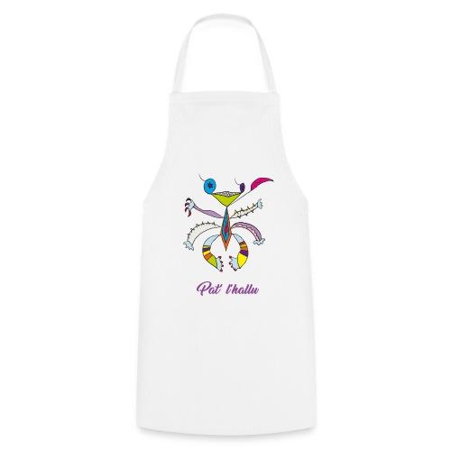 Pat' l'hallu - Tablier de cuisine