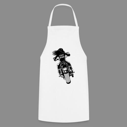 Biker Woman - Delantal de cocina