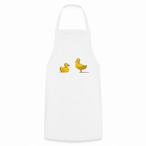 Canard Suspicieux - Tablier de cuisine