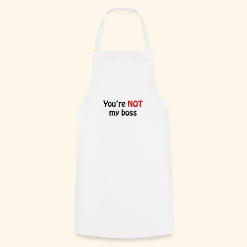 boss - Kochschürze