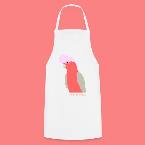 PINK CACATUA - Grembiule da cucina