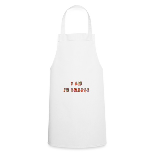 I am in Charge - Cooking Apron