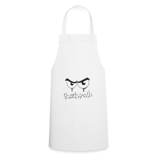 Soziopath - böser Blick - Kochschürze