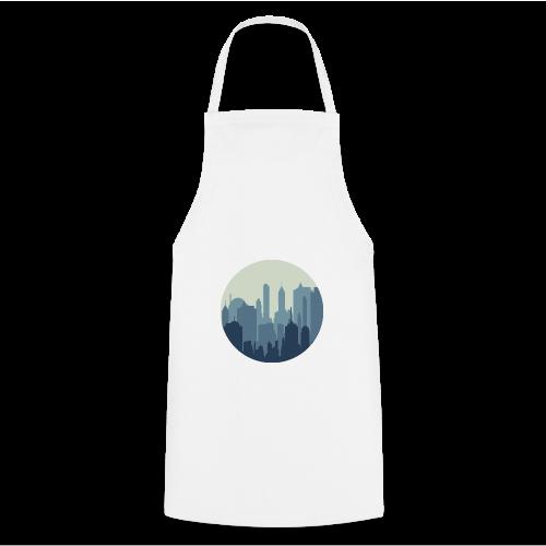 Stadt | Skyline Wolkenkratzer Hochhaus - Kochschürze