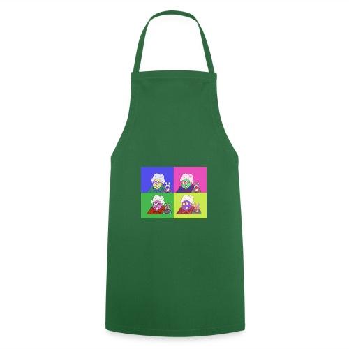 Polete facon warhol - Tablier de cuisine
