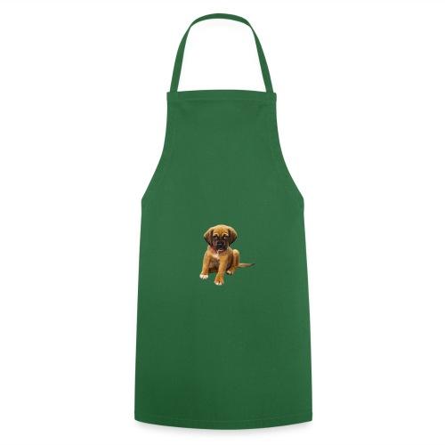 Süsses Haustier Welpe - Kochschürze