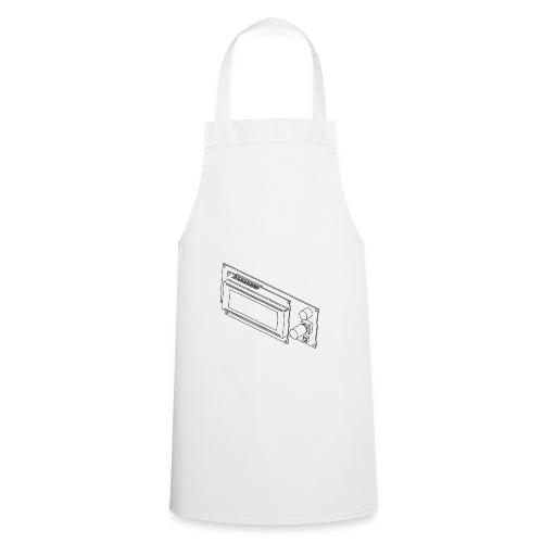 2004LCD (no text). - Cooking Apron