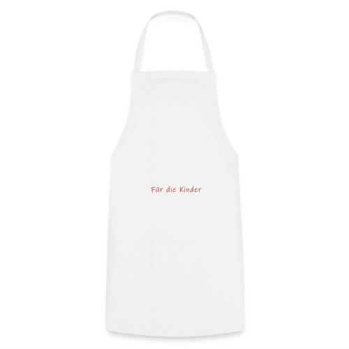 Für die Kinder - Kochschürze