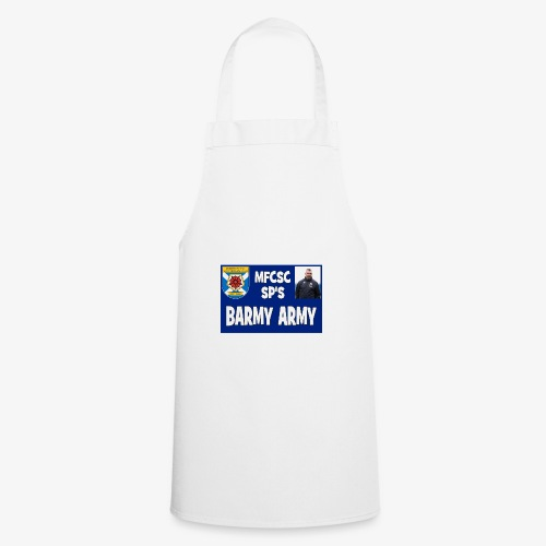 Barmy Army - Cooking Apron