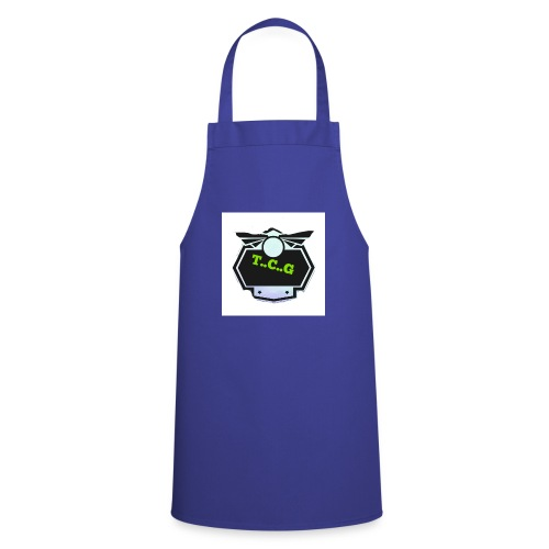 Cool gamer logo - Cooking Apron