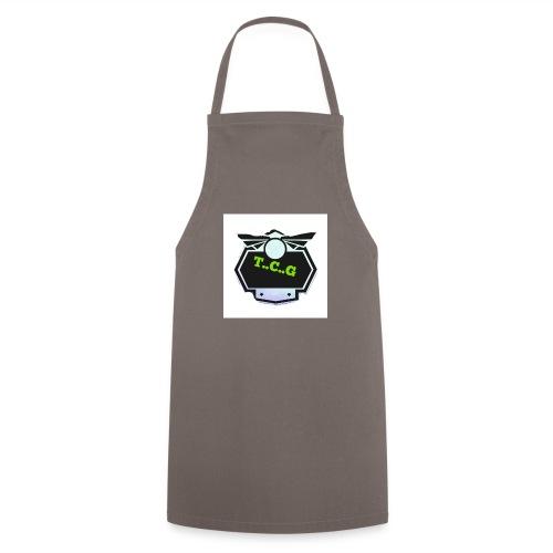 Cool gamer logo - Cooking Apron