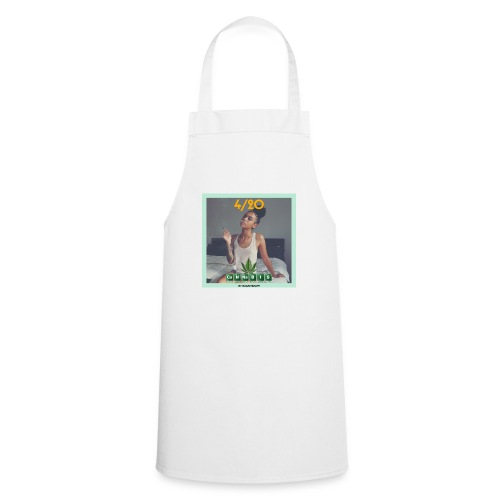 4/20 - Cooking Apron