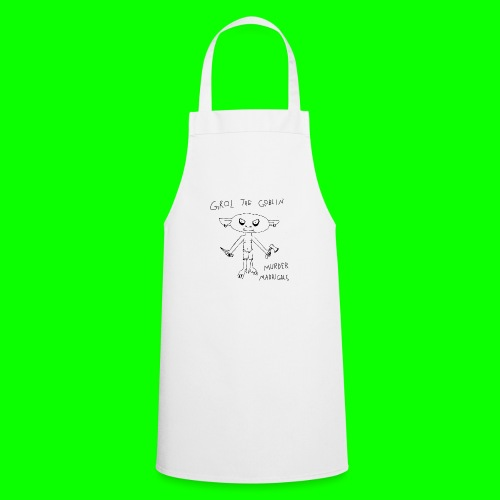 Murder Madrigals - Cooking Apron