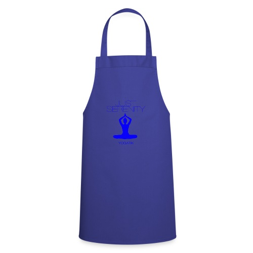 yogatyk blue - Tablier de cuisine