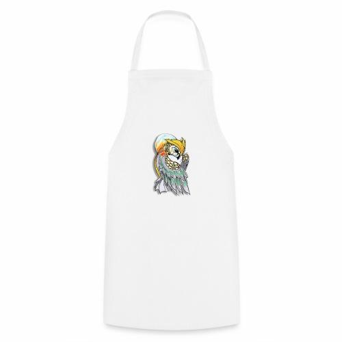 Cosmic owl - Delantal de cocina