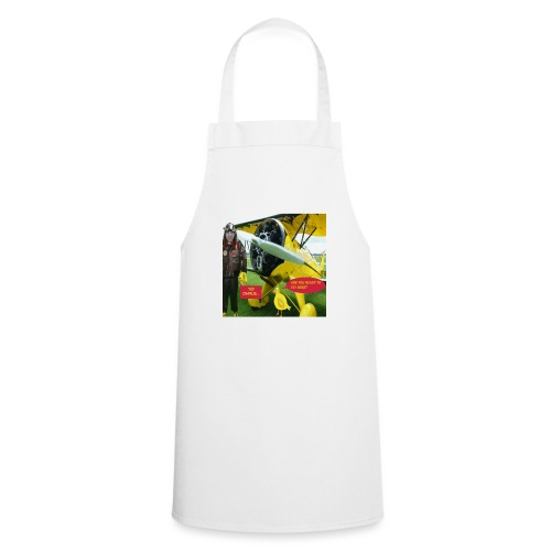 ARE YOU READY TO FLY - Cooking Apron