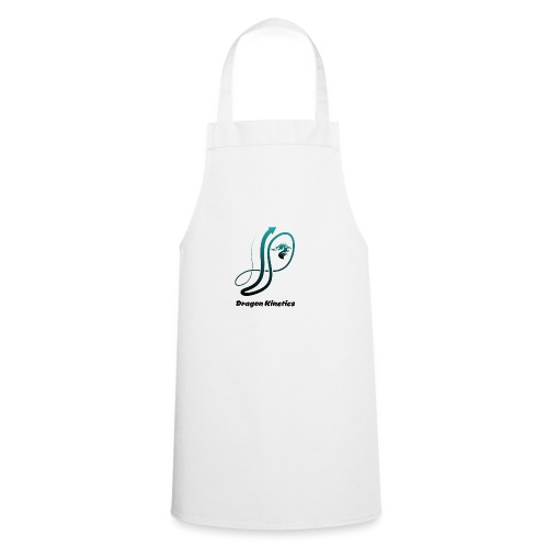 Dragon Kinetics green logo - Cooking Apron