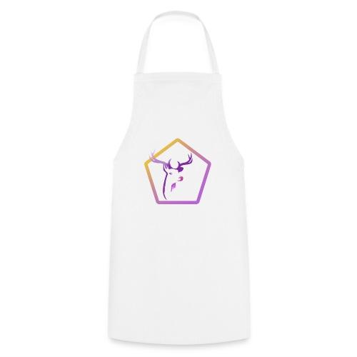 Cerf Pentagone - Tablier de cuisine