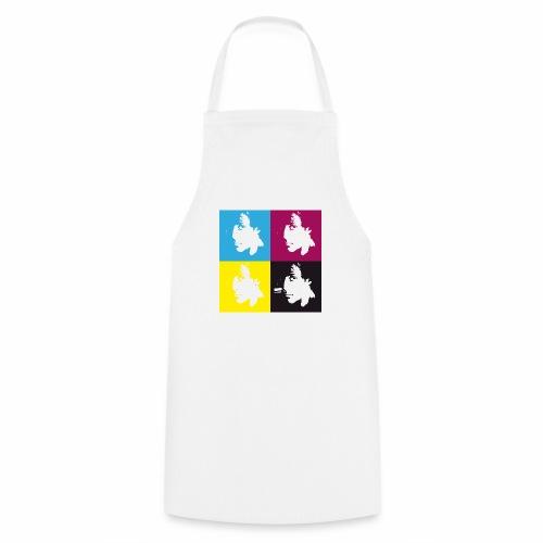 Diseño conmemorativo de Rocky Balboa - Delantal de cocina