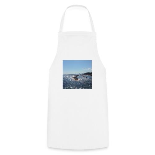 Mer avec roches - Tablier de cuisine