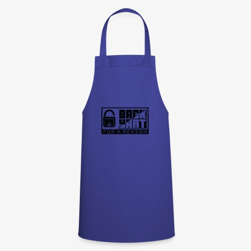 backart - for a reason - Cooking Apron