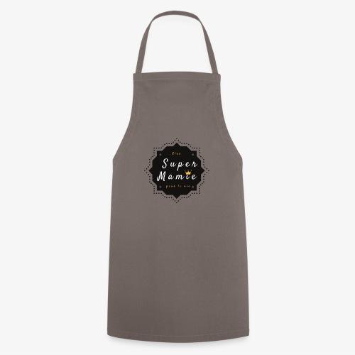 Elue super Mamie pour la vie - Tablier de cuisine