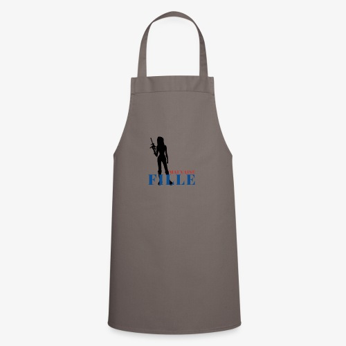 Mauvaise fille (bad girl) - Tablier de cuisine