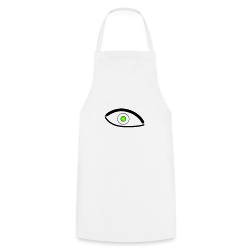 Eye green logo - Cooking Apron