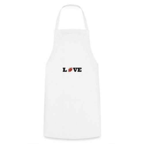 Love foot us - Tablier de cuisine