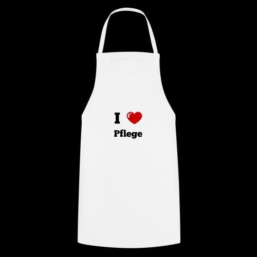 I LOVE PFLEGE - Kochschürze