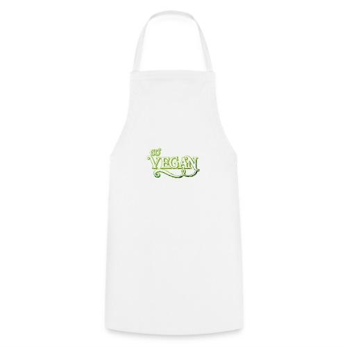 GO VEGAN - Cooking Apron