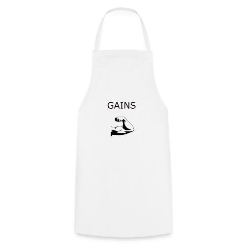 Gains2 - Kochschürze